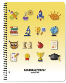 Primary Planner - Academic Planners Plus
