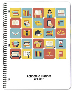 Elementary Planner - Academic Planners Plus