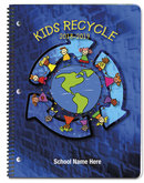Kids Recycle - Academic Planners Plus