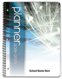 Sparkle Light Blue - Academic Planners Plus