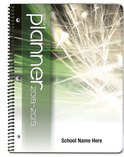 Sparkle Green - Academic Planners Plus