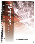 Sparkle Red - Academic Planners Plus