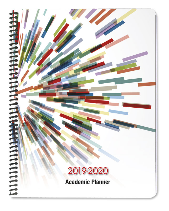 Stock Cover A64 - Academic Planners Plus